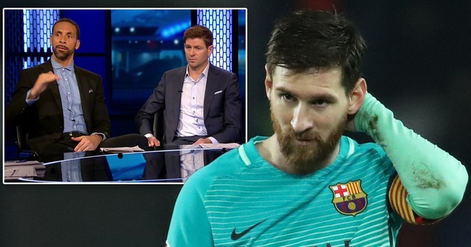 Rio Ferdinand: 'Messi cung chi la con nguoi thoi' hinh anh 1