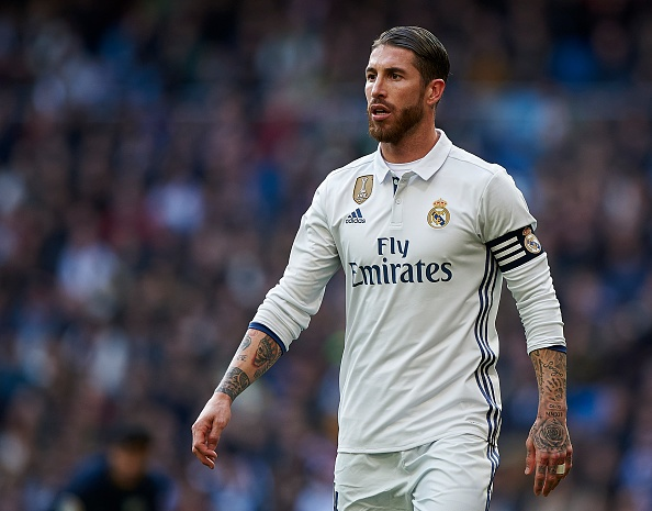 Real Madrid mat Ramos o tran dau voi Espanyol anh 1