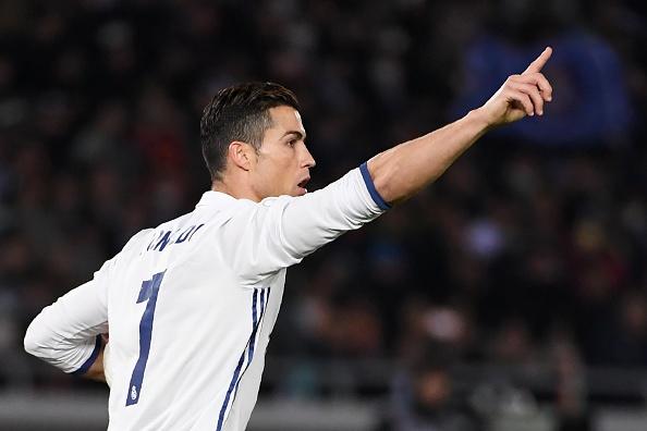 Ronaldo pha ky luc La Liga tren cham penalty hinh anh