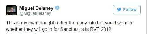 Co dong vien Man Utd ung ho Mourinho mua Sanchez anh 1