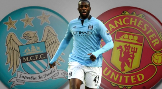 Chia tay Man City,  Yaya Toure co the chuyen den Man Utd anh 1
