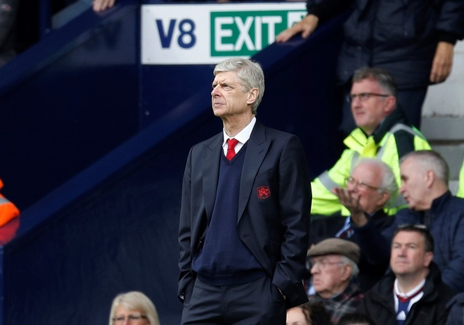 Arsene Wenger: 'Toi biet minh phai lam gi. Cac ban se som biet thoi!' anh 1