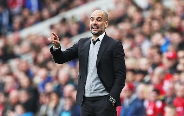 HLV Guardiola tiep tuc ra lenh cam la o Man City hinh anh