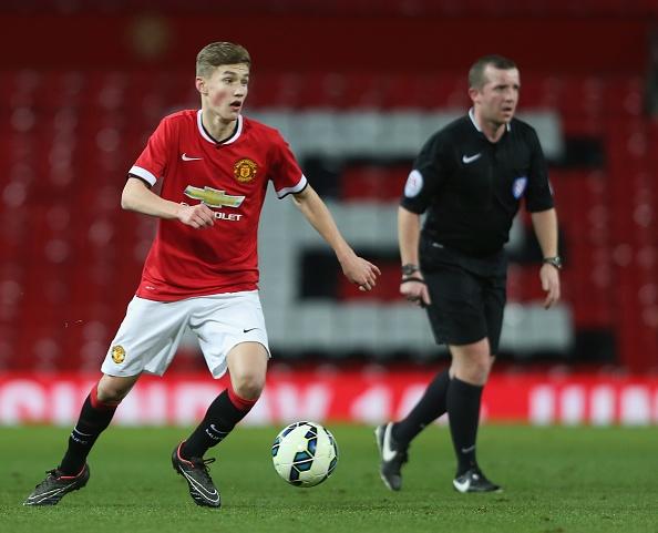 Top 5 tai nang tre trien vong cua Man Utd hinh anh 5