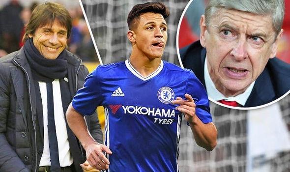 Sanchez se dung luat Bosman de gia nhap Chelsea hinh anh