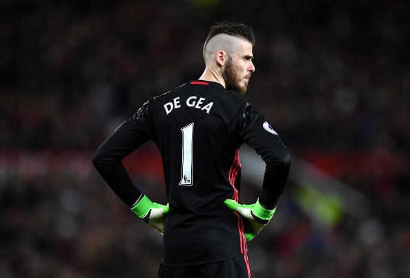 Huyen thoai Man Utd tin De Gea se den Real hinh anh 1