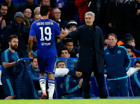 Diego Costa: 'Toi luon biet on Mourinho' hinh anh 1