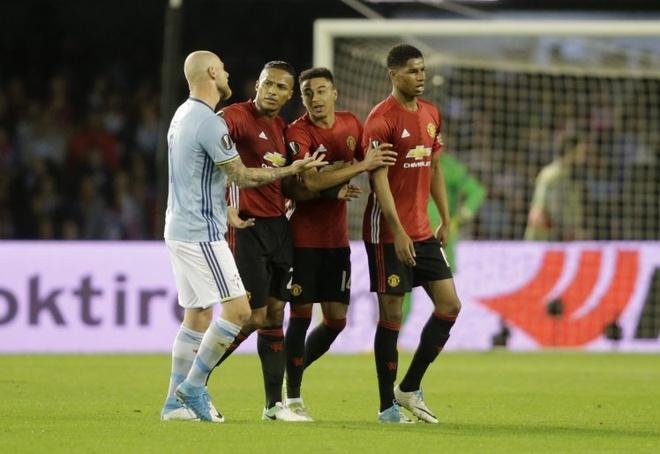 Man Utd tra gia dat sau tran thang Celta Vigo hinh anh 1