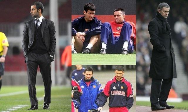 Pep Guardiola: 'Arsenal hay coi chung Mourinho' hinh anh 1