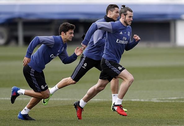 Zidane trieu tap con trai cho tran cuoi cung cua Real tai La Liga anh 2