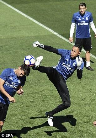 Zidane trieu tap con trai cho tran cuoi cung cua Real tai La Liga anh 4