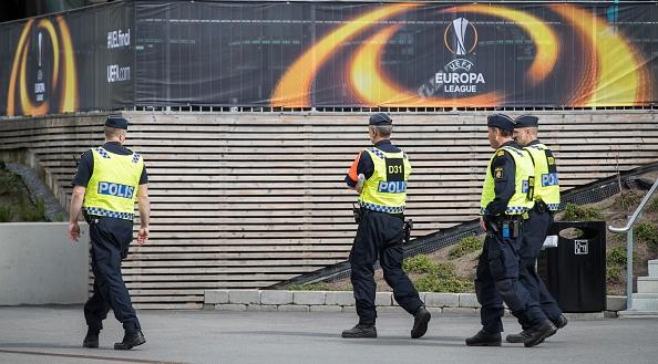 UEFA tang cuong an ninh bao ve tran Man Utd - Ajax hinh anh 1