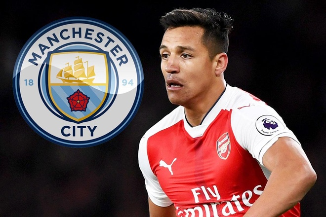 'Sanchez se gia nhap Man City trong nhung ngay toi' hinh anh