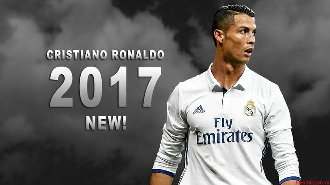 Ronaldo thong tri top 20 ban thang dep nhat Real Madrid 2016/17 hinh anh
