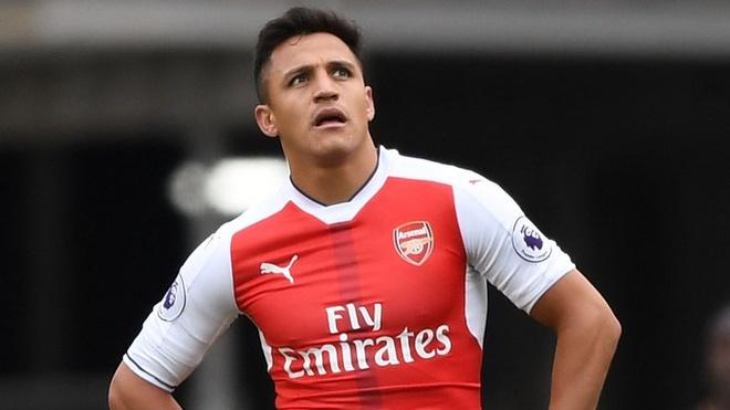 Arsenal ra 'toi hau thu' cho Sanchez hinh anh