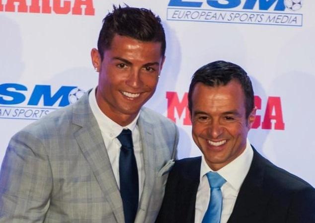 'Sieu co' Jorge Mendes nhan lenh dua Ronaldo ve Man Utd hinh anh