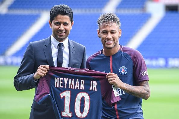 Neymar rang ro trong buoi tap dau tien cung PSG hinh anh 7