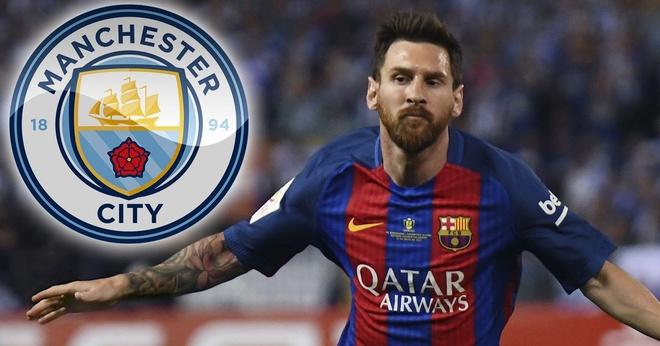 Cha Messi va Man City am muu cho cuoc dao tau khoi Barcelona hinh anh