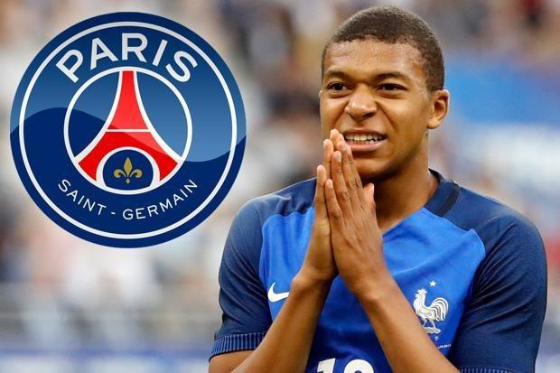 Monaco dong y ban Mbappe cho Paris SG hinh anh 1