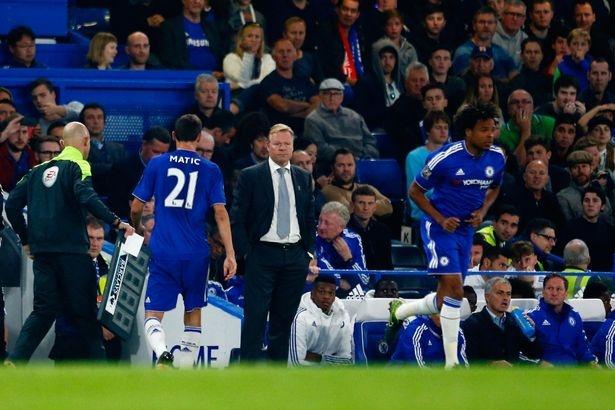 Mourinho tiet lo ly do Matic la mot trong nhung hoc tro tot nhat hinh anh 1