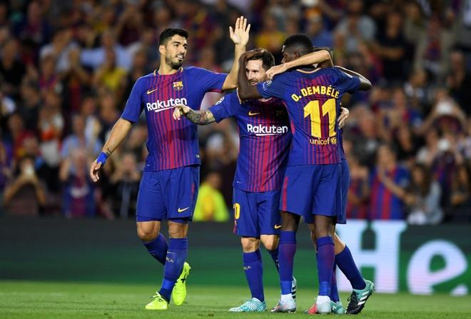 Messi may man chi phai nhan the vang trong tran dau voi Juventus hinh anh 6