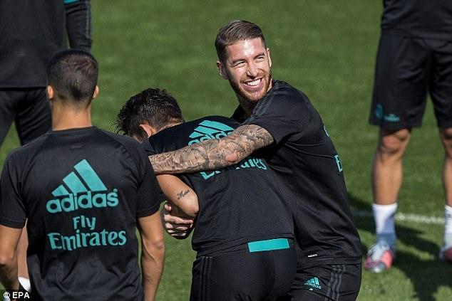 Ronaldo hung khoi cho tran dau tro lai La Liga hinh anh 8