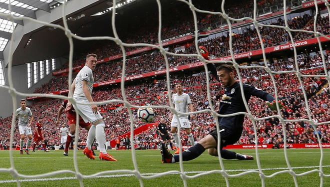 Cham diem Liverpool 0-0 MU: Vi cuu tinh De Gea hinh anh