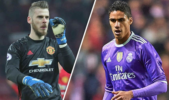 Mourinho muon day De Gea toi Real Madrid hinh anh 1