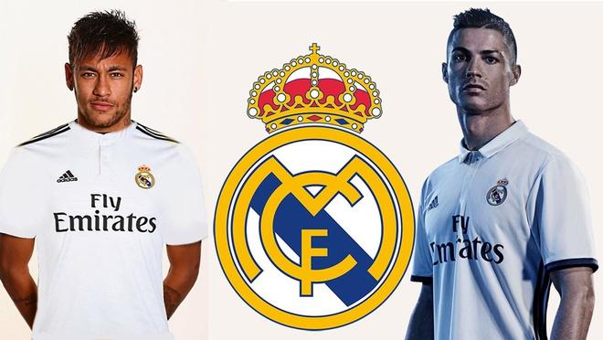 Neymar se som danh bat Ronaldo khoi Real Madrid hinh anh