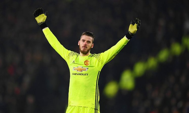 Mourinho muon day De Gea toi Real Madrid hinh anh