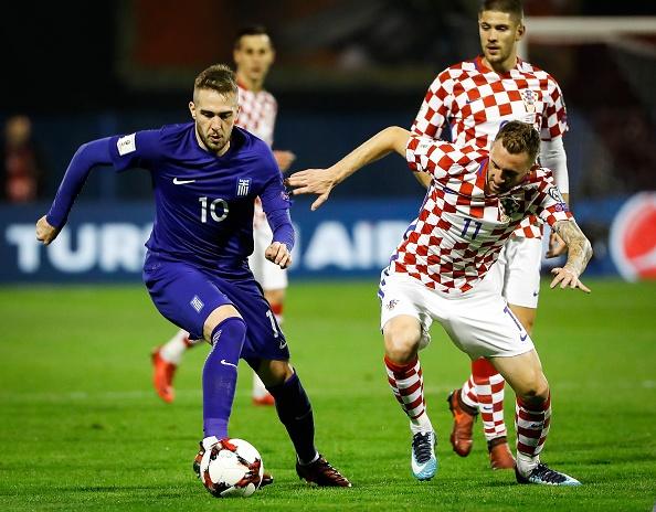 Luka Modric khai hoa, Croatia dat mot chan vao VCK World Cup 2018 hinh anh 10