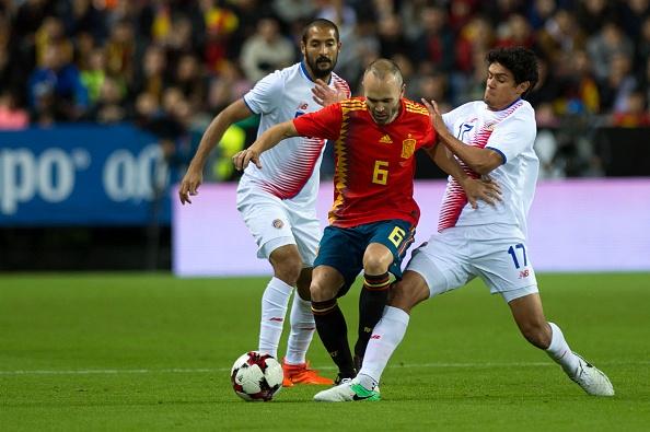 Morata lap cong, Tay Ban Nha de bep Costa Rica 5-0 hinh anh 2