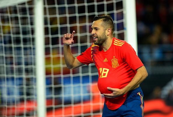 Morata lap cong, Tay Ban Nha de bep Costa Rica 5-0 hinh anh 3