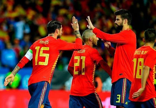 Morata lap cong, Tay Ban Nha de bep Costa Rica 5-0 hinh anh 5
