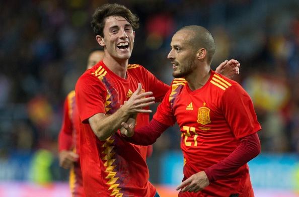 Morata lap cong, Tay Ban Nha de bep Costa Rica 5-0 hinh anh 7