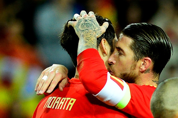 Morata lap cong, Tay Ban Nha de bep Costa Rica 5-0 hinh anh 6