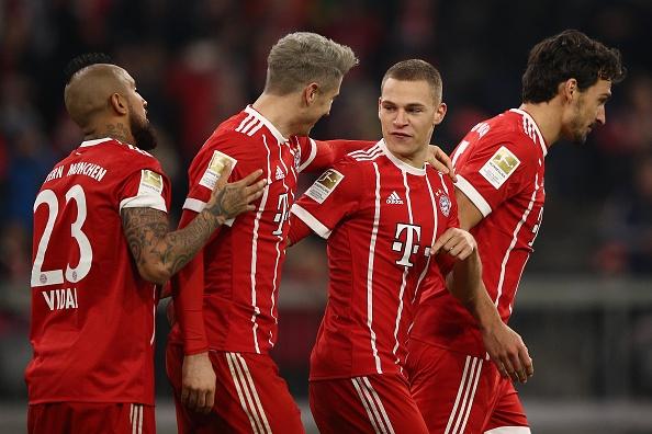 Bayern thang tran thu 8 lien tiep duoi thoi HLV Jupp Heynckes hinh anh 8