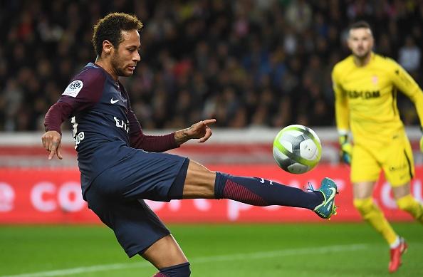 Highlights Neymar ghi ban tren cham 11 m mang ve chien thang cho PSG hinh anh