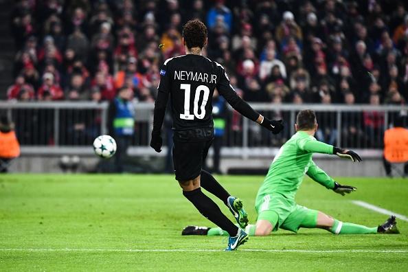 Neymar tit ngoi, PSG thua Bayern 1-3 hinh anh