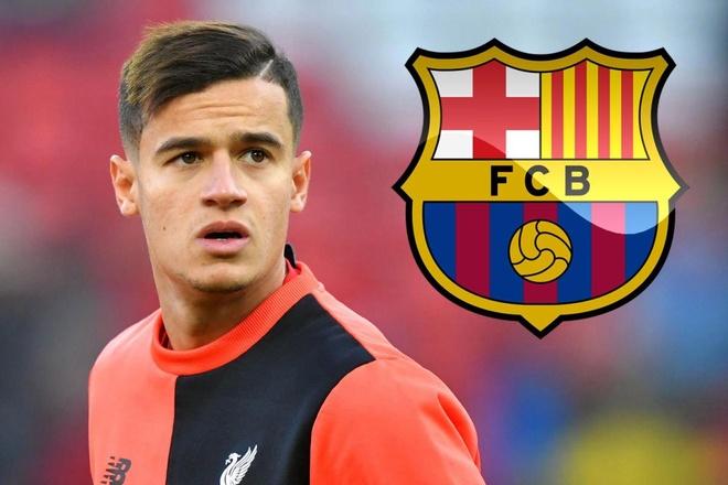 Coutinho lai noi loan doi toi Barcelona hinh anh 1