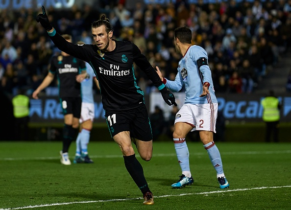 Highlights Celta Vigo 2-2 Real Madrid hinh anh