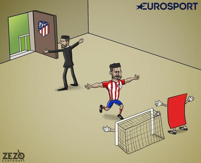 Biem hoa: Messi va Suarez giai cuu Coutinho hinh anh 6