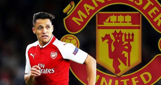 Man Utd len phuong an chieu mo Alexis Sanchez hinh anh
