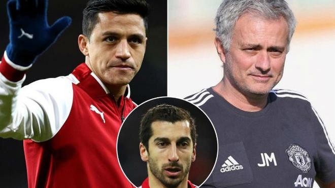 Mourinho len tieng ve Alexis Sanchez hinh anh 1