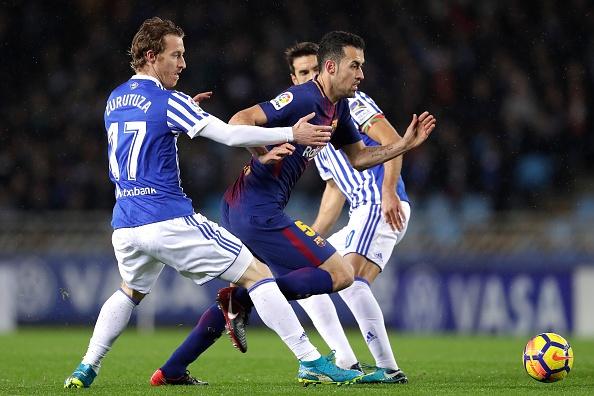 Messi - Suarez lap sieu pham, Barca bo xa Real 19 diem hinh anh 2