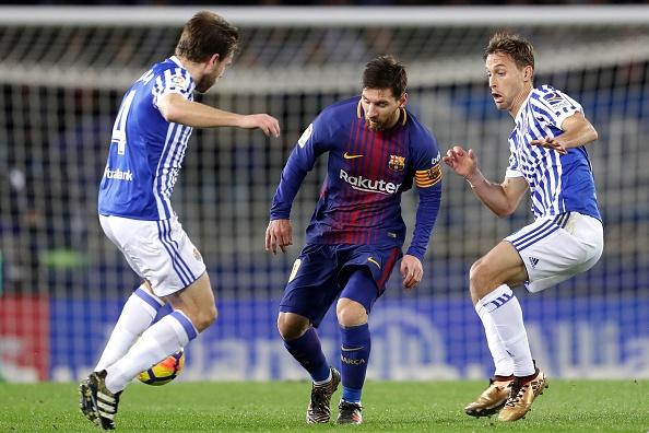 Messi - Suarez lap sieu pham, Barca bo xa Real 19 diem hinh anh 3