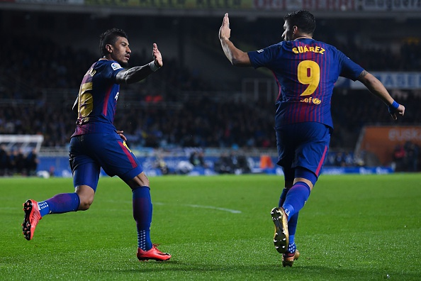 Messi - Suarez lap sieu pham, Barca bo xa Real 19 diem hinh anh 6