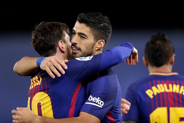 Messi - Suarez lap sieu pham, Barca bo xa Real 19 diem hinh anh 7