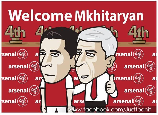 Biem hoa Sanchez - Mkhitaryan: Nguoc chieu nuoc mat hinh anh 2