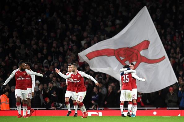 Danh bai Chelsea,  Arsenal vao chung ket League Cup anh 12